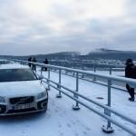 Laddning på Sundsvallsbron